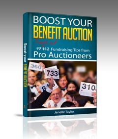 Benefit Auction Book